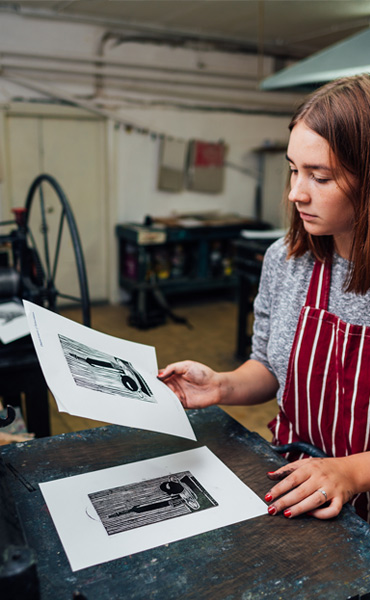 engravings and lithographs